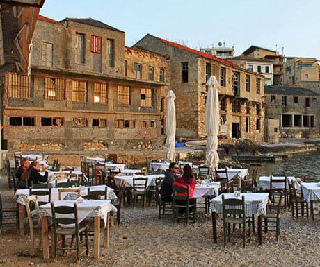 Thalassino Ageri Restaurant