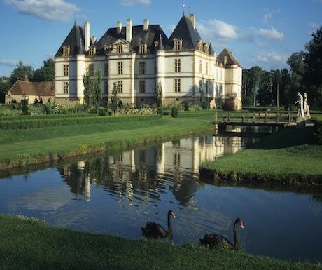 Chateau et Parc Cormatin