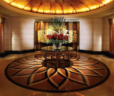 Four Seasons Sing lobby