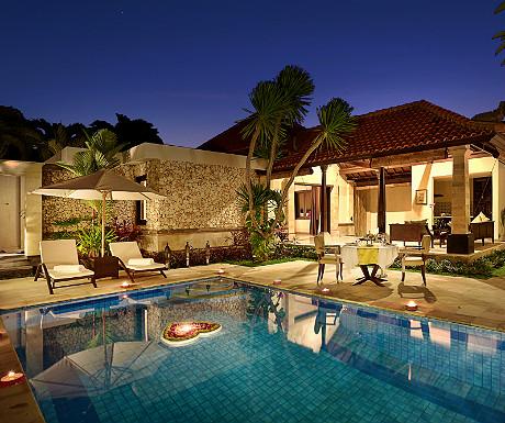 Club Villa honeymoon villa