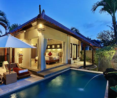 Club Villa private pool villa