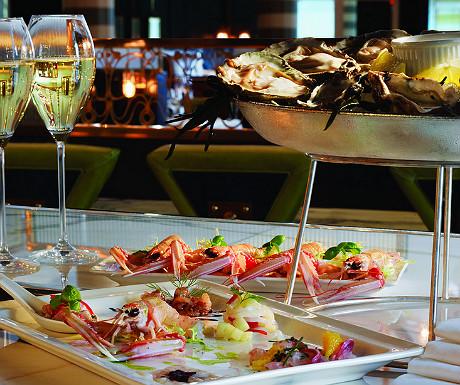 Corinthia London seafood