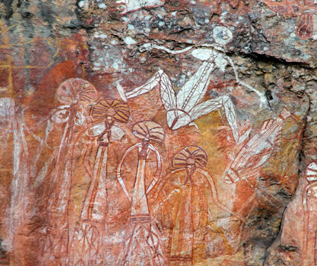 Discover ancient rock art and spectacular landscapes