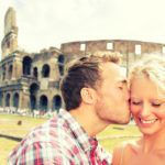The best places to kiss in Rome