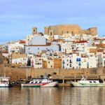 Secrets of Spain: postcard pretty Pe�iscola