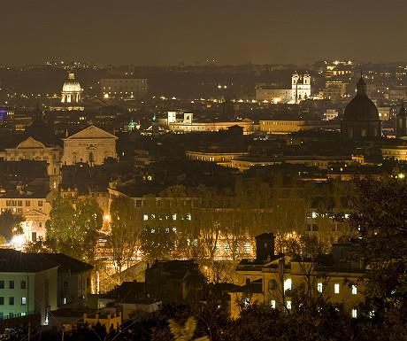 View from Piazza Garibaldi
