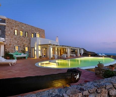 Villa Azure, Mykonos