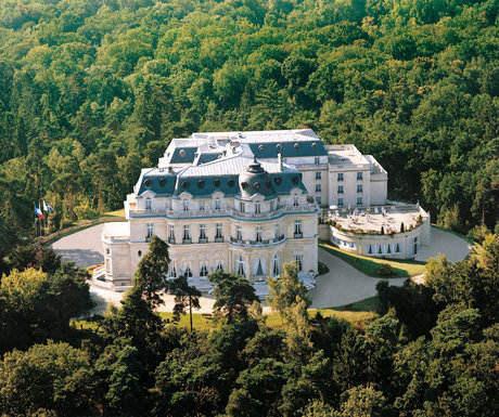 Tiara Château Hôtel Mont Royal