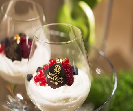 Auberge du Jeu de Paume dessert