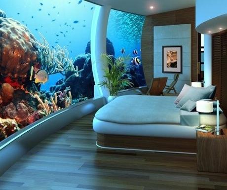 Underwater tourism