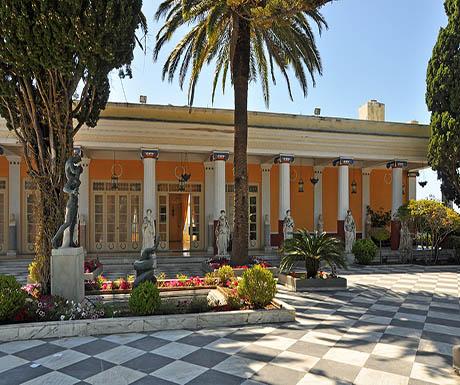 Achileion, Corfu