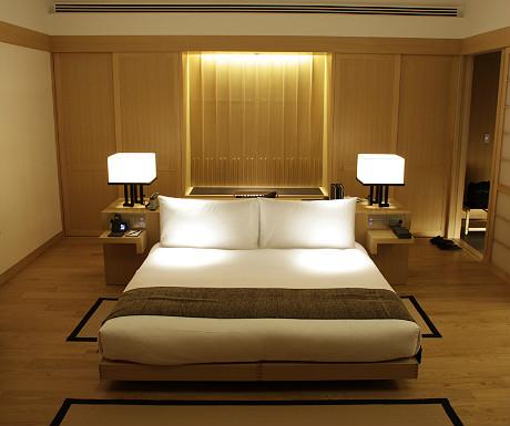 Aman bedroom