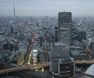 Short stay: Aman Tokyo, Tokyo, Japan
