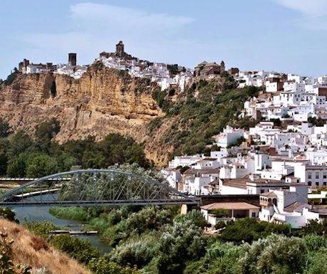 Arcos de la Frontera, Andalousie; Espagne