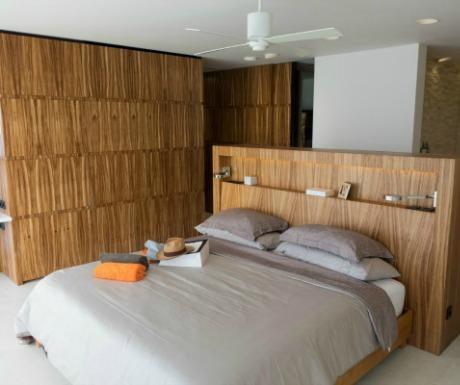 BelAmour bedroom