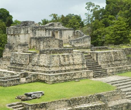 Belize temple
