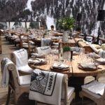 The top 4 mountain restaurants in Zermatt