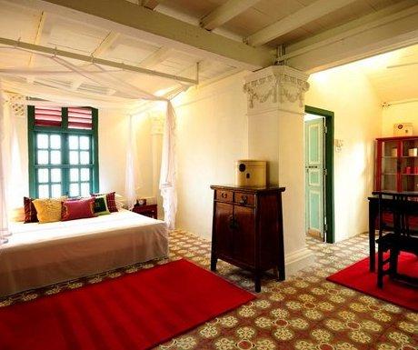 Colonial Villa 2, Temple Tree Resort