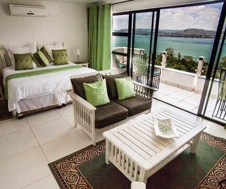El Shadai Guest House room