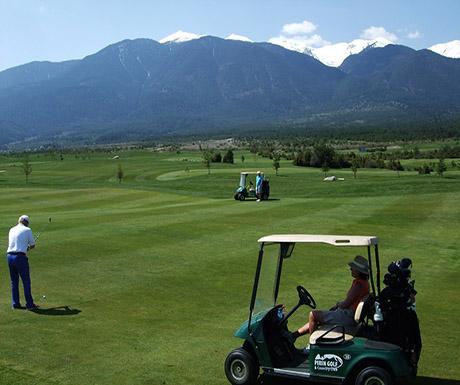 Golf in Corfu