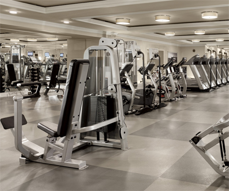 Gym, Ritz-Carlton San Francisco