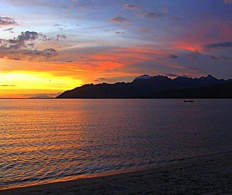 Langkawi sunset