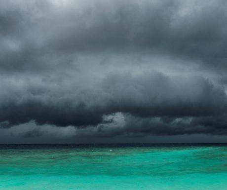 Maldives sky