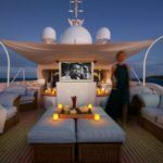 7 ports for a superyacht charter in the Baltic Sea