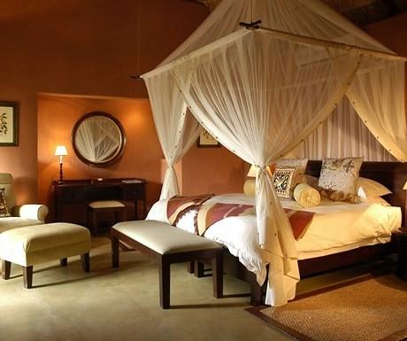 Motswiri Lodge room