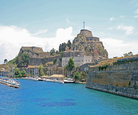 Old castle, Corfu