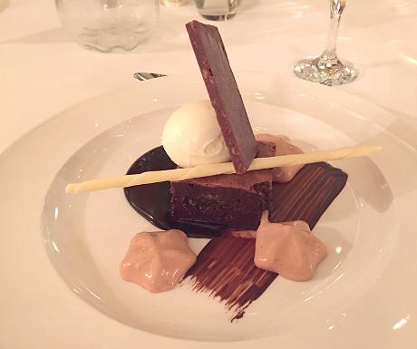 Ox Pasture dessert