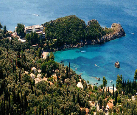 Palaiokastritsa, Corfu