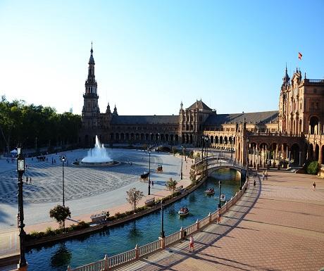 Plaza de Spagna, Seville