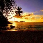Photograph of the week: Sunrise in the Seychelles