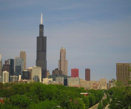 Willis Tower Sky Deck, Chicago