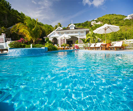 Villa Hibiscus at the BodyHoliday Resort, St. Lucia