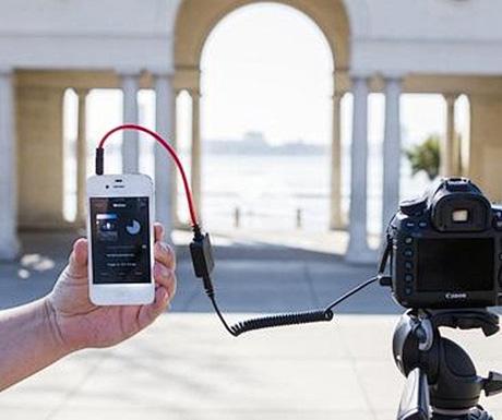 Camera external trigger