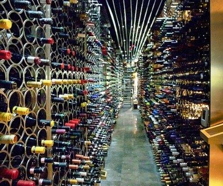 Wine bar, Barcelona