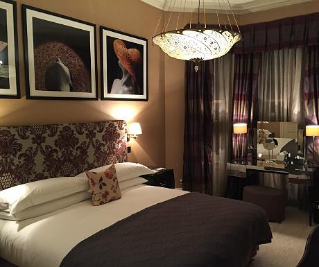 Athenaeum bedroom