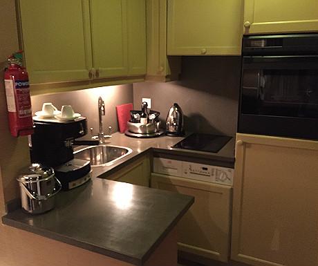 Athenaeum kitchen