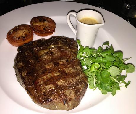 Athenaeum steak