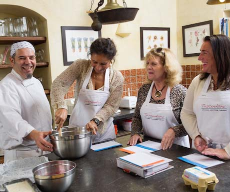 Becoming an Italian food and wine expert 2