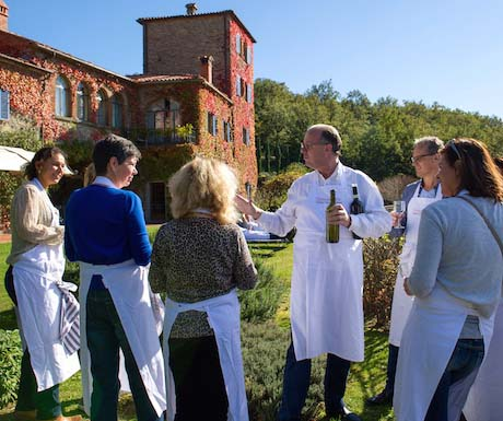 Becoming an Italian food and wine expert