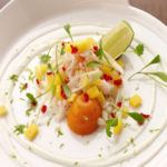 Recipe of the week: Crab and mango salad with wasabi yoghurt