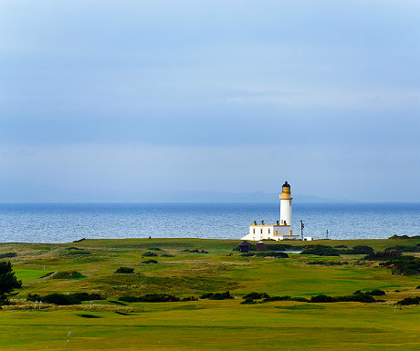 Golf at Turnberry