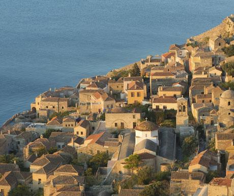 Greek mainland