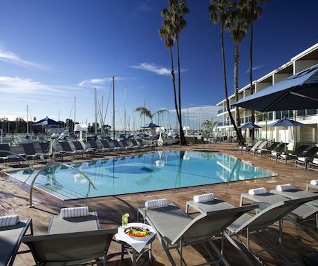 Iconic Marina del Rey Hotel