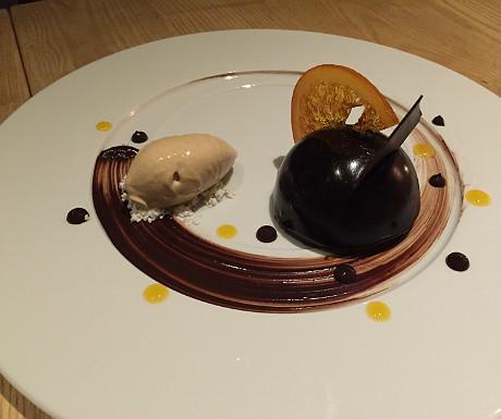 Kouzu dessert