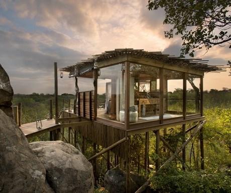 Lion Sands - Kingston Treehouse