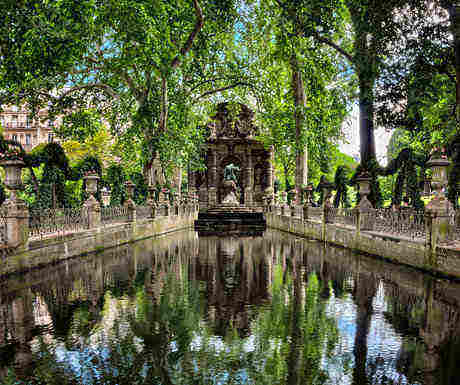 The Medici Fountain